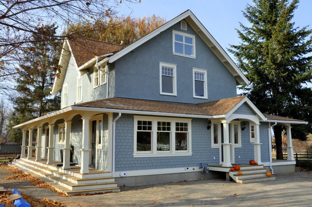 Aberdeen Manor Restoration in Vernon BC. Parsons Family Homes